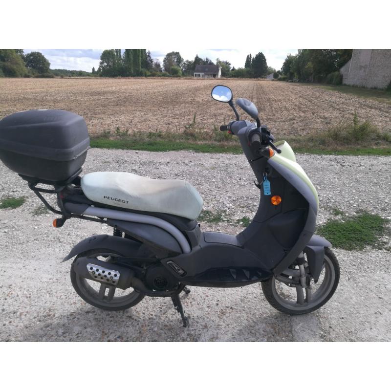 New Vivacity 50/Moteurs /à 2 Speedfight 3/50/AC//LC 2/temps qtre gaz /échappement Silent Pro pour Peugeot Ludix 50/Trend